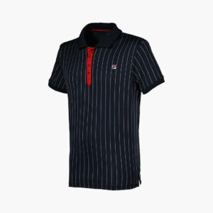 fila tennis polo stripe