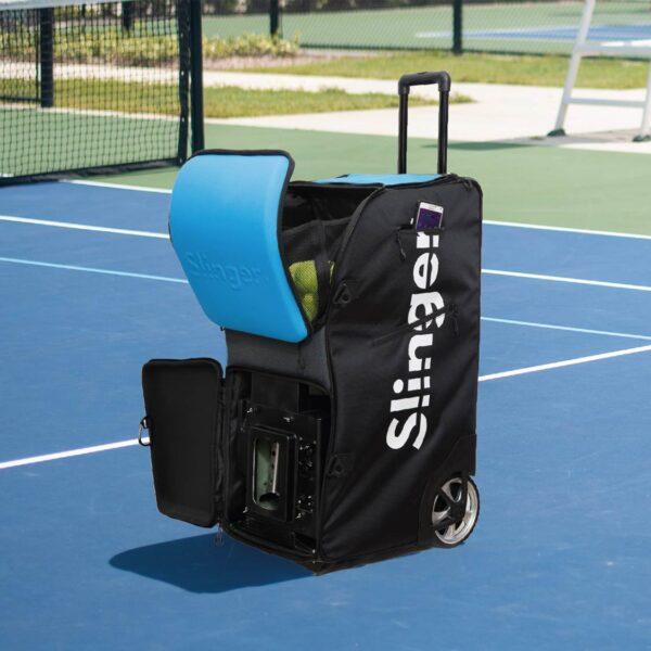 slinger tennis ball maschine kaufen schweiz