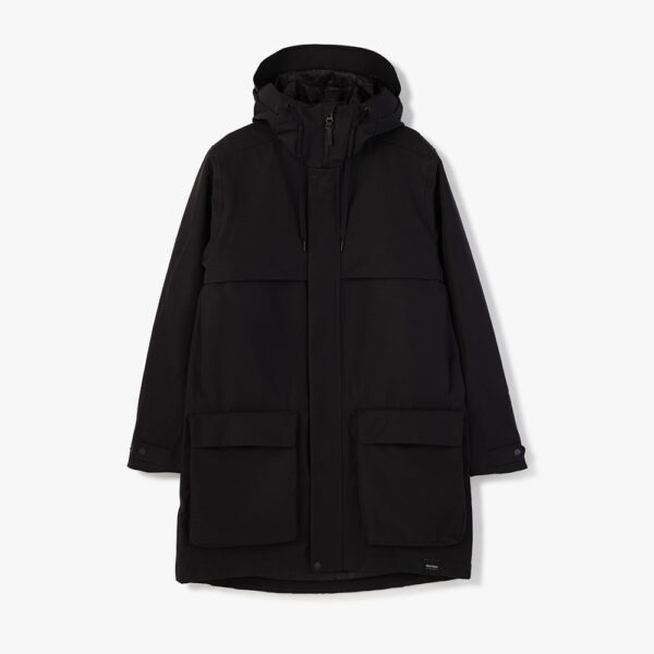 tretorn arch jacket men black