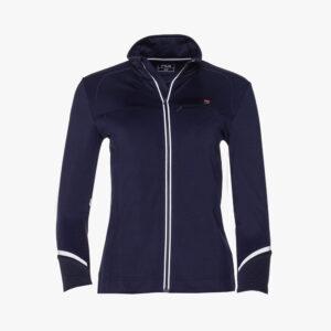fila jacket anna dunkelblau