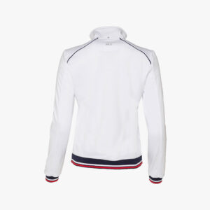 fila sophia jacket white