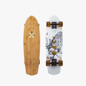 bamboo pocket rocket arbor skateboard kaufen schweiz nachhaltig bamboo