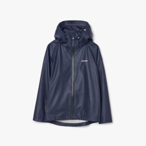 tretorn kids packable rainset navy regenjacke kinder marineblau vorne