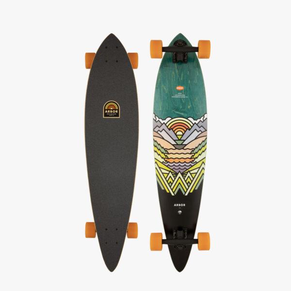 artist fish arbor skateboard kaufen schweiz skateboarden cruisen