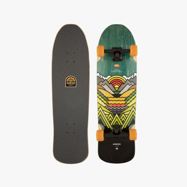 artist martillo arbor skateboard kaufen schweiz holz