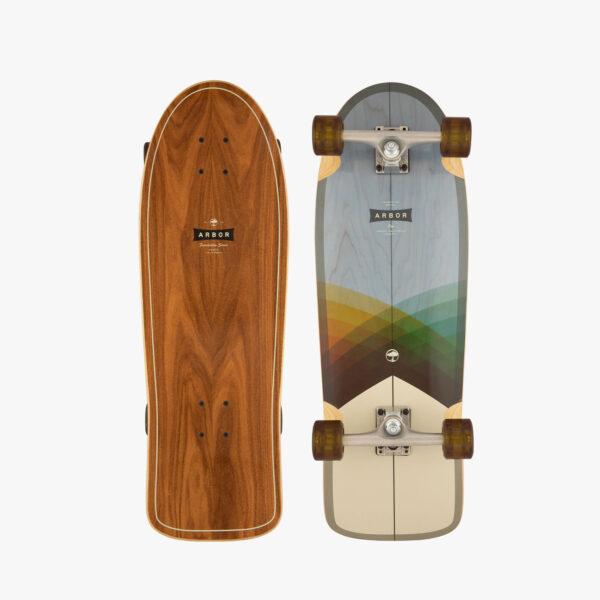 foundation oso arbor skateboards