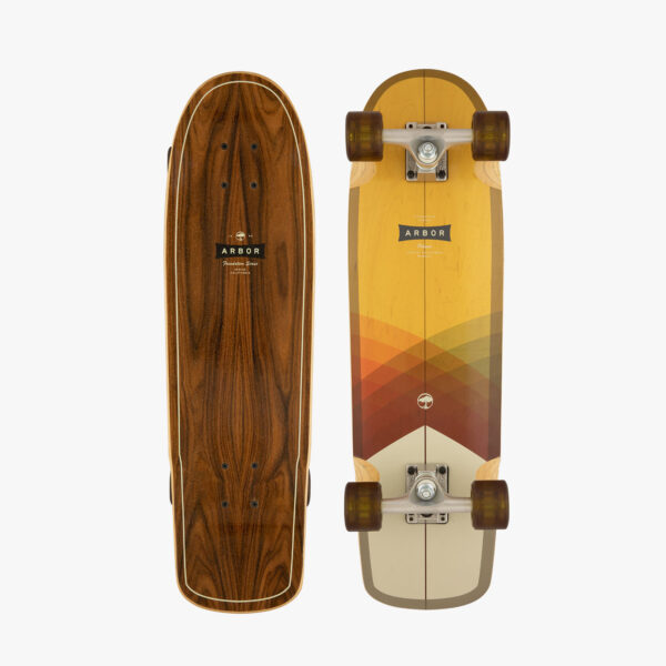 foundation pilsner skateboard schweiz arbor