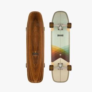 foundation shakedown arbor skateboards nachaltig