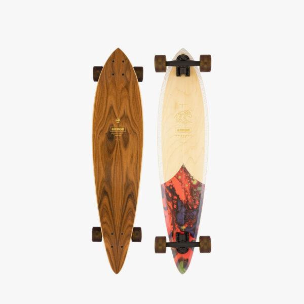 groundswell fish arbor skateboard schweiz kaufen
