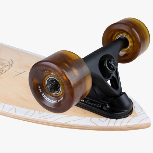 groundswell fish arbor skateboard schweiz kaufen nachhaltig