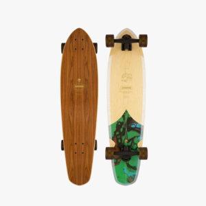 groundswell mission arbor skateboards nachhaltig cruiser