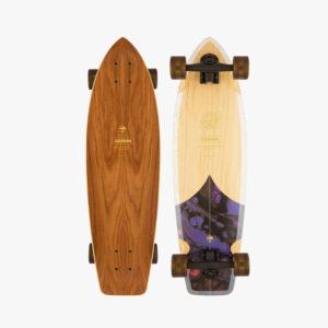 groundswell rally arbor skateboard