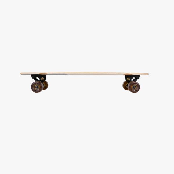 groundswell rally arbor skateboard cruiser