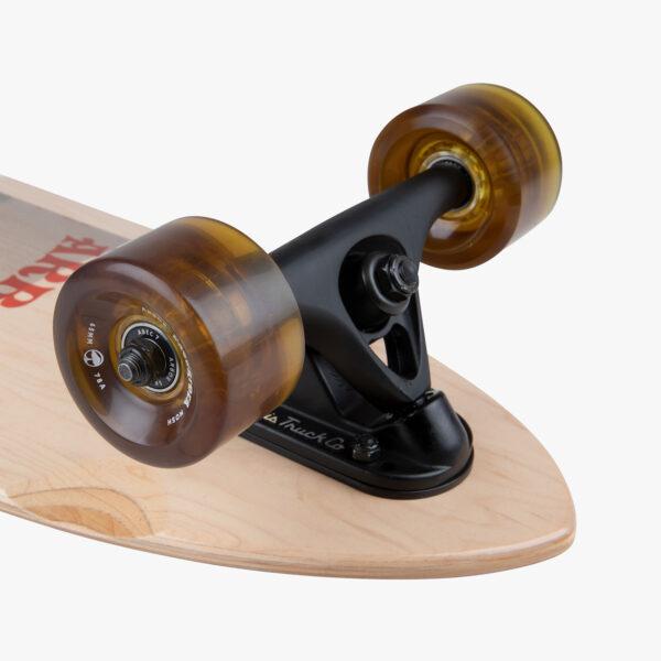 photo mission arbor skateboards