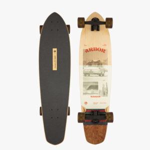 photo mission arborskateboard cruisen longboard carven