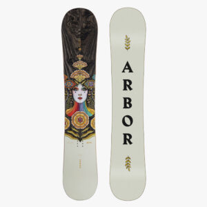 cadence rocker arbor snowboard woman Freestyle Winter