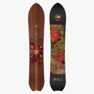 clovis camber enviro arbor snowboard neu nachhaltig schweiz holz wintersaison 21-22 berge schnee